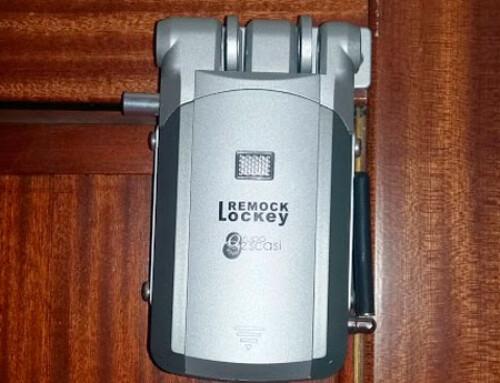 Cerraduras de seguridad invisibles